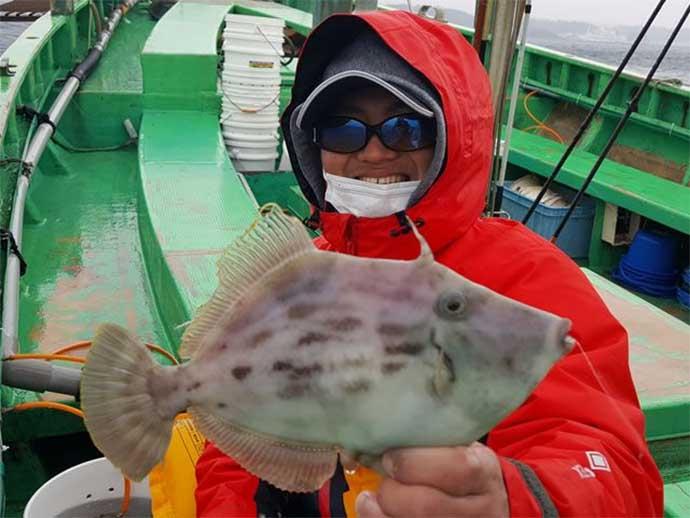 週末ナニ釣れた?沖釣り速報:相模湾カワハギ好調で30匹超えも【関東】