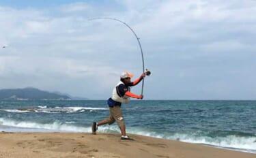 遠投記録保持者が教える『遠くに投げる』コツ:糸の太さと素材の選び方
