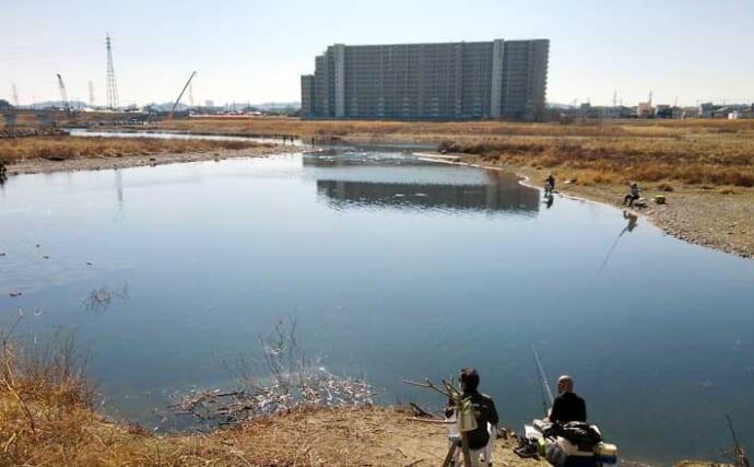 東京多摩エリアで淡水小物釣りを楽しもう:ポイントの効率的な探し方