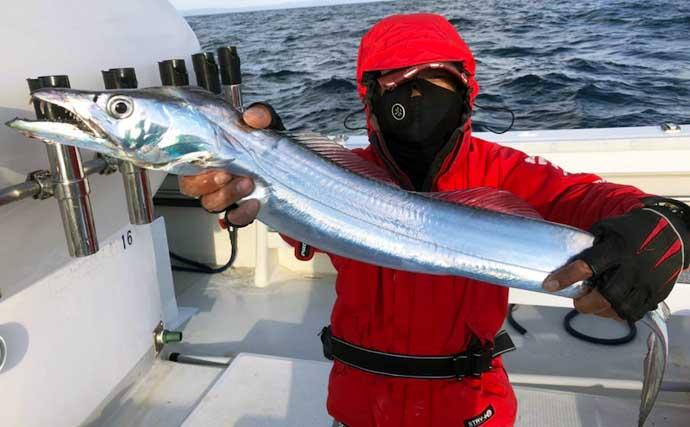 【大分・熊本】沖のエサ釣り最新釣果 『大五郎』級の大型アラカブ浮上