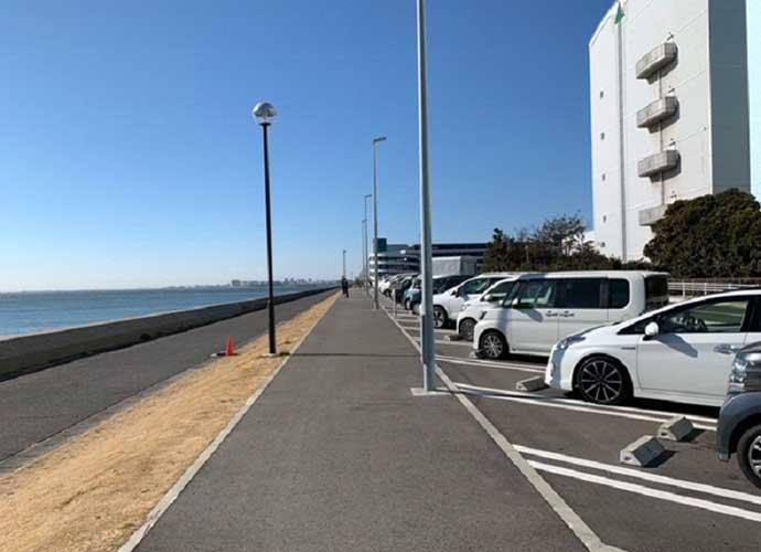 東京湾オススメ海釣り場:茜浜 スペース広く電車釣行も可能【千葉】