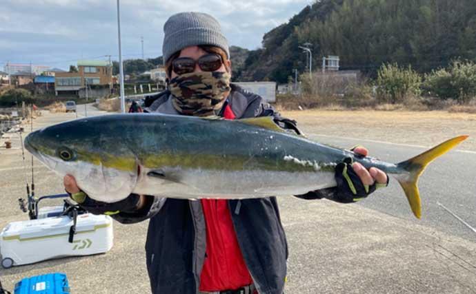 【愛知・三重】沖のルアーフィッシング最新釣果 青物&アオリイカ好調