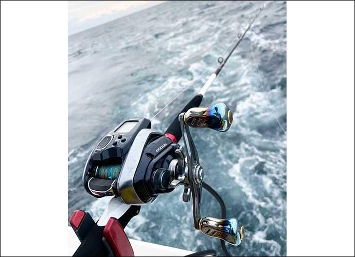 泳がせ釣り「1投目」で3kg級ヒラメ浮上 万全の仕掛けが奏功【勝丸】