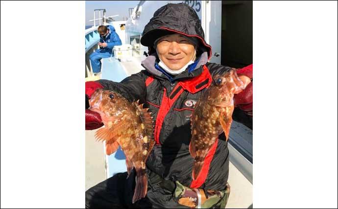 【愛知】沖釣り最新釣果 イワシ泳がせで『座布団ヒラメ』浮上相次ぐ