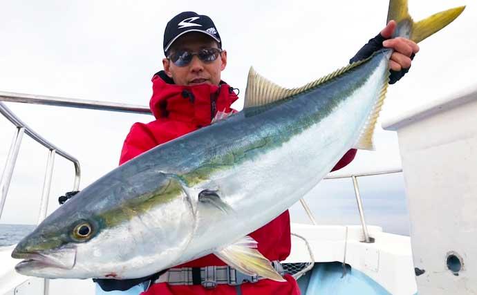 【愛知】沖のルアーフィッシング最新釣果 ブリにマグロにジギング好調