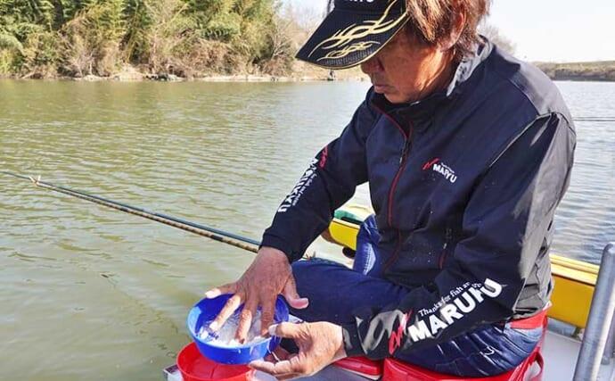 伊藤さとしのプライムフィッシング【流れ川のドボン釣り:第2回】
