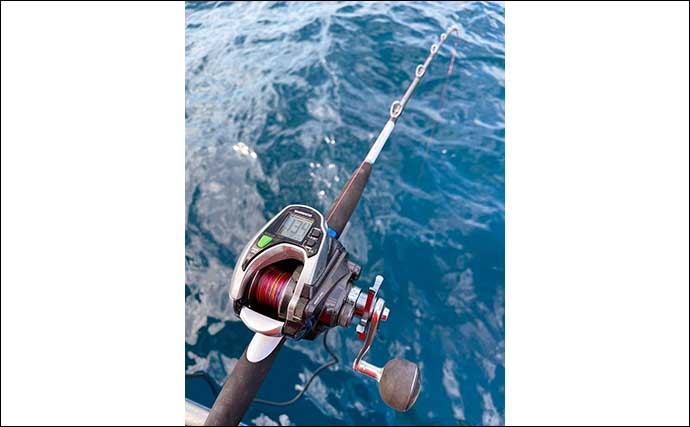 相模湾「根魚五目釣り」楽し オニカサゴにアマダイにカンコ【まなぶ丸】