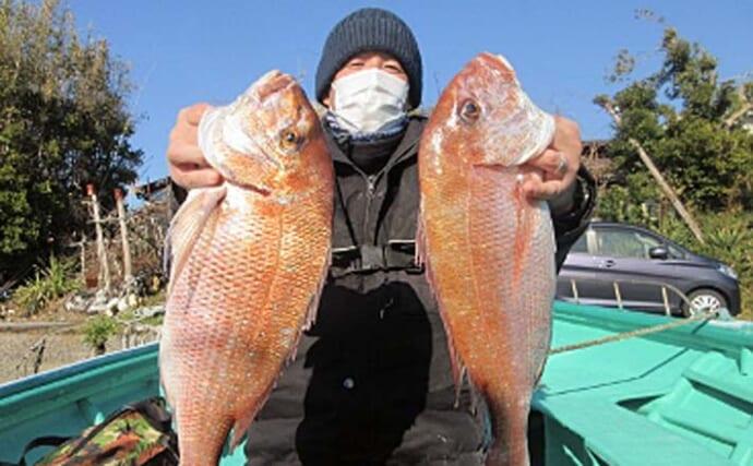 伝統釣法『シャクリマダイ』入門 シンプル&エキサイティングを楽しもう