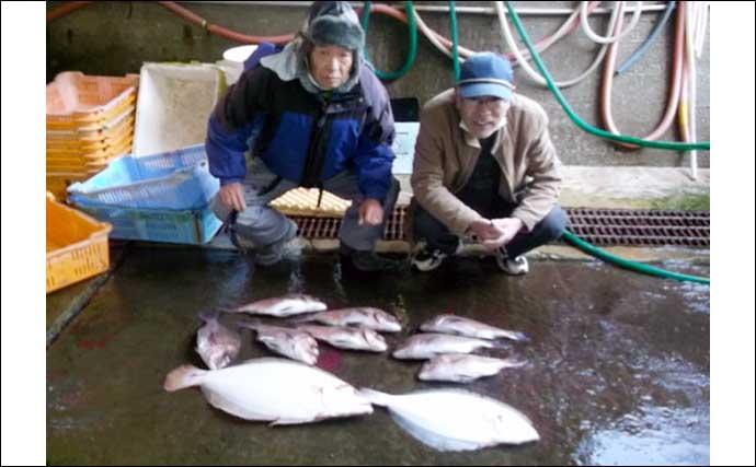 【三重】海上釣り堀最新釣果 マダイ・青物・根魚と魚種多彩で釣果安定