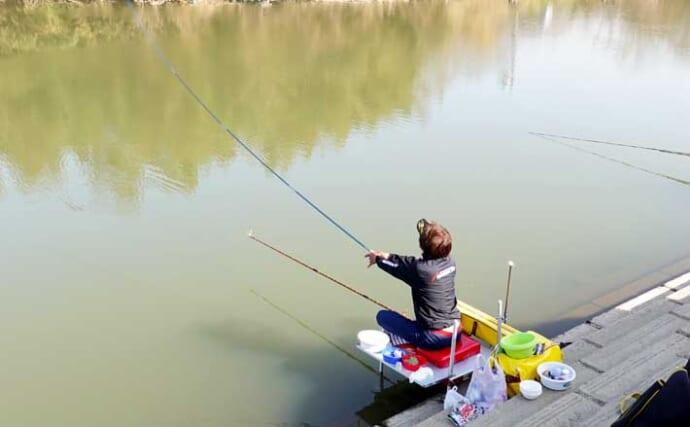 伊藤さとしのプライムフィッシング【流れ川のドボン釣り:第3回】