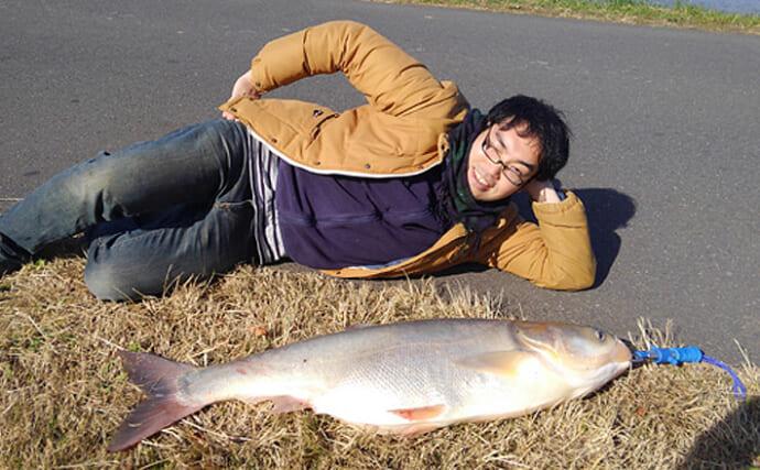 福井県三方湖で大型外来魚「ハクレン」が初確認 その食味とは?