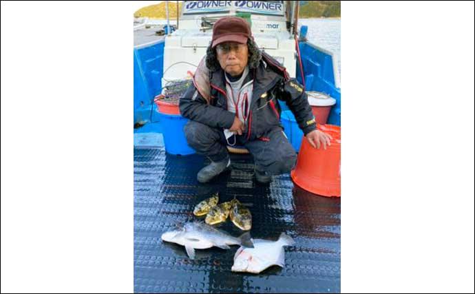 【三重】イカダ&カセ最新釣果 年無し含み良型クロダイ各地で顔出し