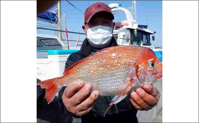 【外房2021春】コマセハナダイ釣り入門解説 初心者でも数釣り楽しめる