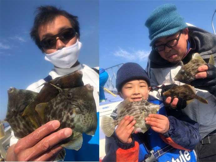 週末ナニ釣れた?沖釣り速報:東京湾で「シーバス」船中82匹【関東】