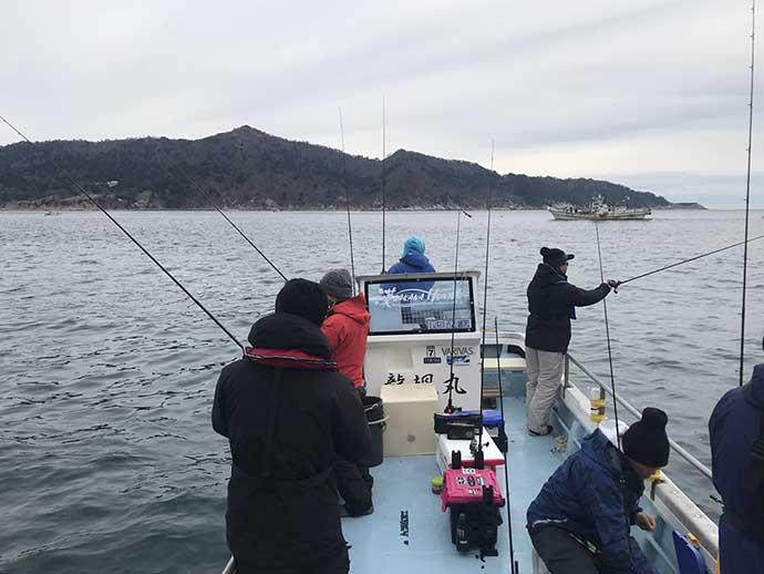 【東北2021】真冬のディープロックゲームのススメ 60cm級大型魚も