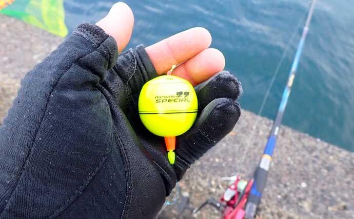 『フカセクロダイ釣り』ステップアップ解説:2つの「沈め釣り」とは?