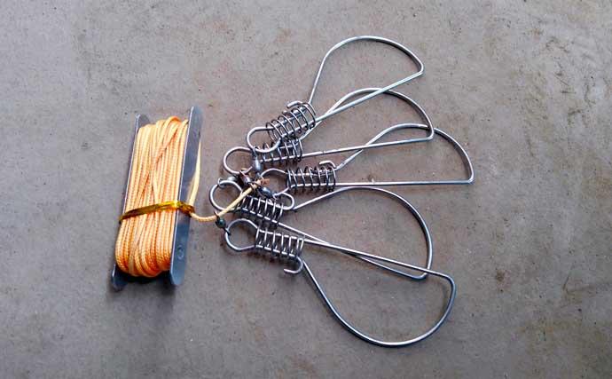 エサを使った『チョイ投げシーバス』釣りのススメ:初めての道具選び
