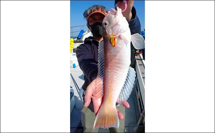 【大分・長崎】沖釣り最新釣果 アラカブ釣りで『大五郎』サイズ良型続々