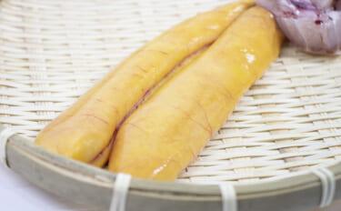 兵庫で『カラスミ』作りが最盛期 「ボラ」の卵を使う理由は脂肪の量?