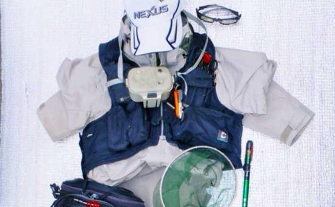今さら聞けない『渓流エサ釣り』のキホン:釣行時の服装と装備