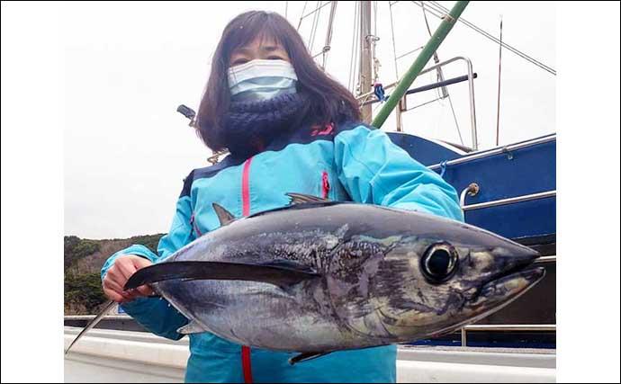 【愛知・三重】沖のルアー最新釣果 少年アングラーが見事にワラサ手中
