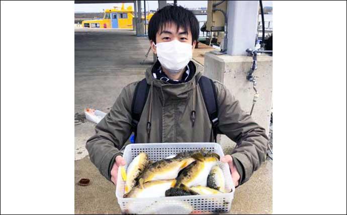 【愛知・三重】沖のエサ釣り最新釣果 イワシ泳がせでハタなど美味高級魚