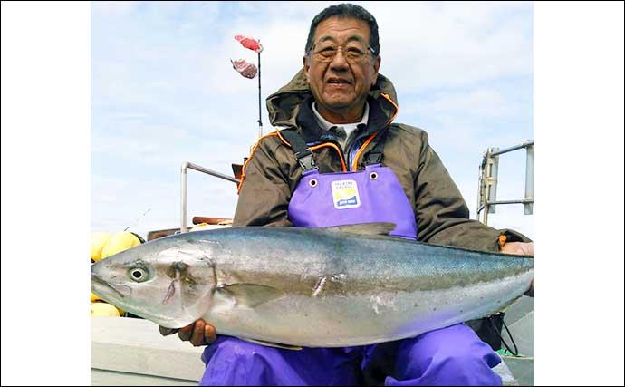 【玄界灘】沖のルアー最新釣果 10kgオーバー春の大型ヒラマサ見参