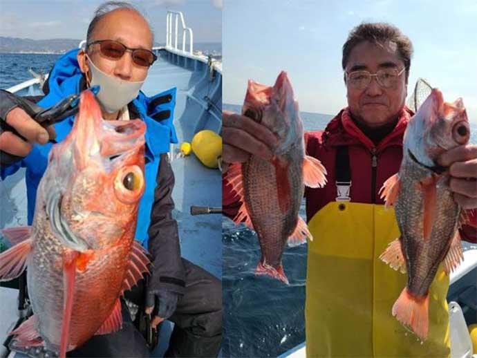今日何ナニれた?沖釣り速報:鹿島沖のショウサイフグが好調【関東】