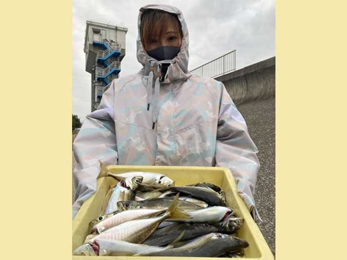 週末ナニ釣れた?沖釣り速報:東京湾LTアジ活況で満足釣果【関東】