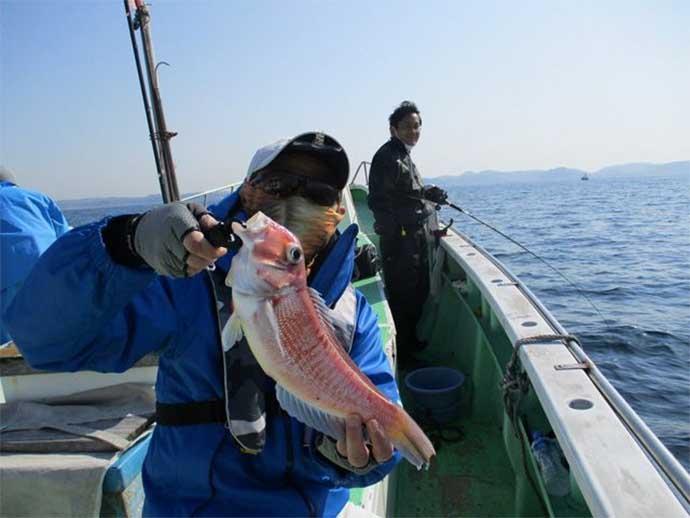 週末ナニ釣れた?沖釣り速報:東京湾LTアジでトップ130匹【関東】