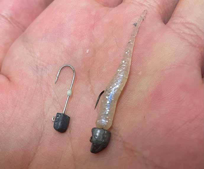 『ジグヘッド単体リグ(ジグ単)』のキホン:釣物別セッティングパターン