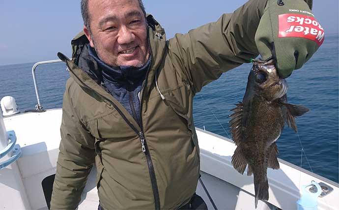 【瀬戸内2021】現役船長が解説する春のメバル釣り 数も型も狙える好機