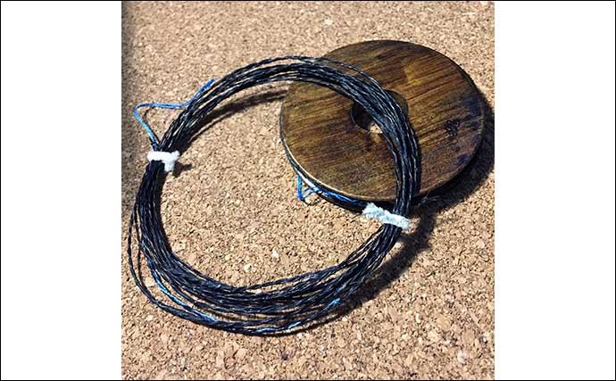 馬の尻尾から作る釣り糸『馬素(ばす)』 古代ローマ時代から存在?