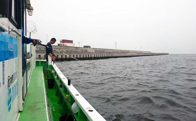 【東京湾2021】船カサゴ釣り初心者入門 手返しアップが釣果向上への近道