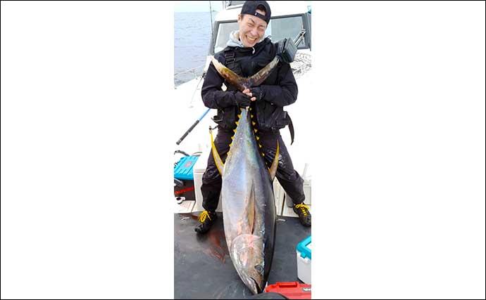 【愛知・三重】沖のルアー最新釣果 レンタルボートでマダイにワラサ