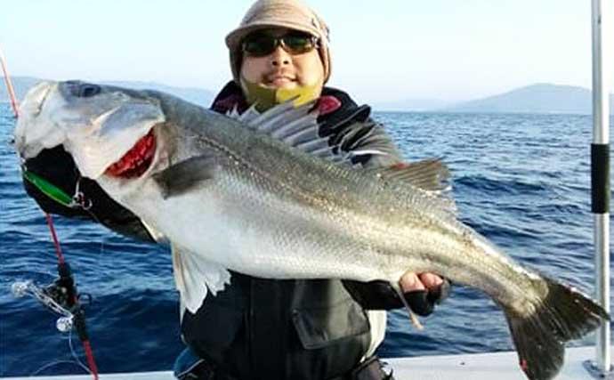 【福井・石川】沖のルアー最新釣果 キャスティングで83cmヒラマサ
