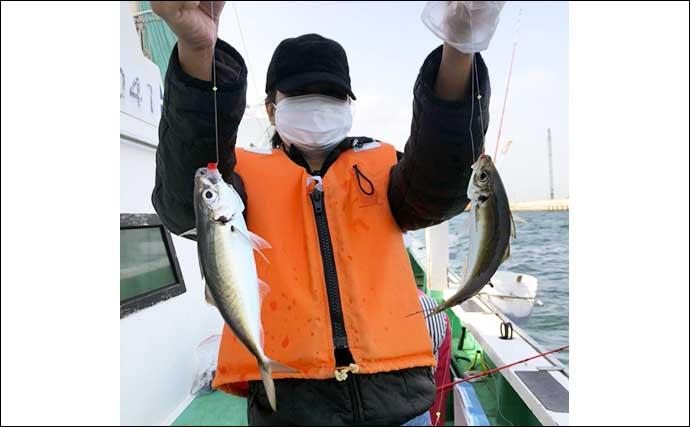 【東京・神奈川】沖釣り最新釣果情報 初挑戦で肉厚マコガレイ好捕