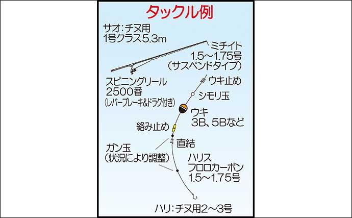 【九州2021】乗っ込みチヌ狙いのフカセ釣り初心者入門 数・型ともに有望