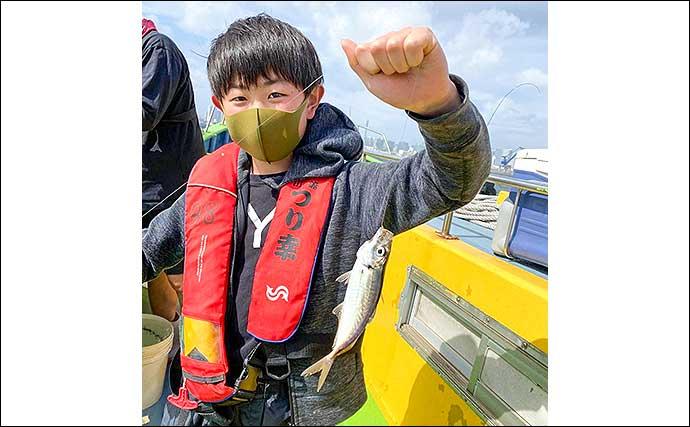 【2021】東京湾の2大アジ釣法「LT」&「逆サビキ」をそれぞれ解説