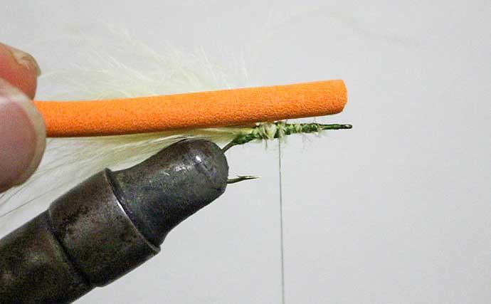 自宅生活をちょっと楽しく:管理釣り場用『ドライフライ』を自作しよう