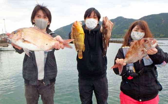 【愛知・三重】沖のルアー釣り最新情報 伊勢湾に良型サワラ回遊中
