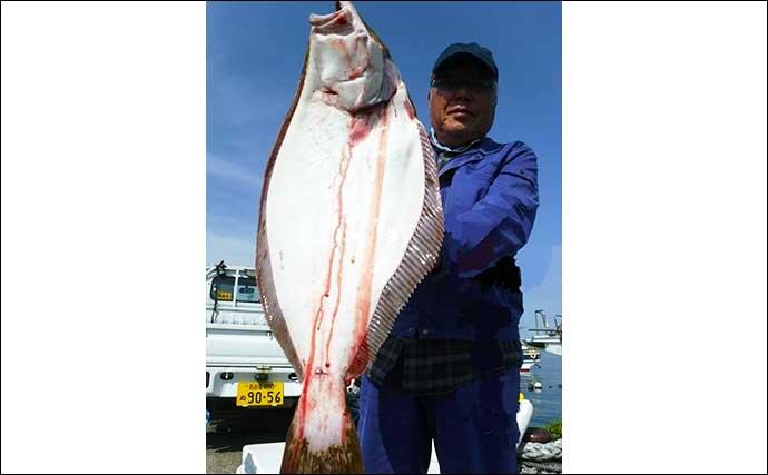 【愛知・三重】沖のエサ釣り最新釣果 80cm超スズキなど大型狙いの好機