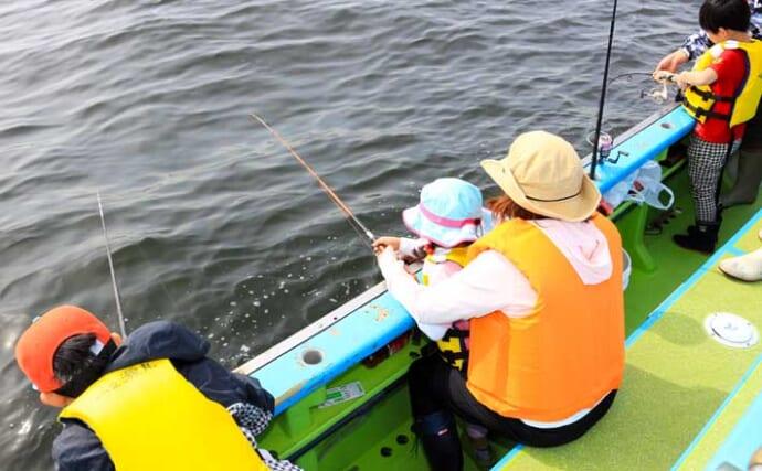 沖釣りデビューの前に知っておきたいコト:「船宿」の予約〜乗船方法
