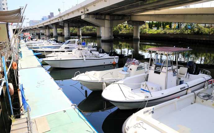 レンタルボートで自由気ままに「海&釣り」を満喫しよう【Dマリーナ】