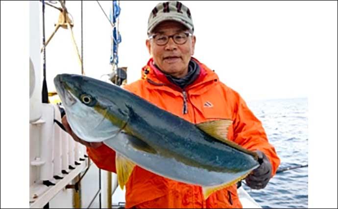 【福井・石川】沖釣り最新釣果 完全フカセ釣りで82cm頭に良型マダイ続々