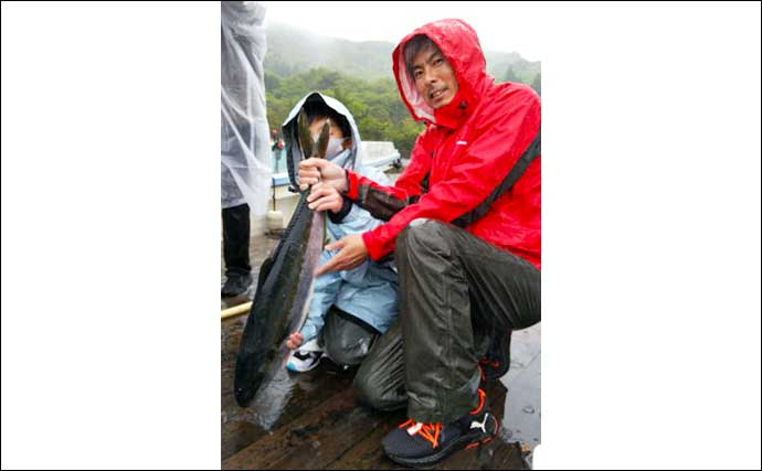 【三重・愛知】海上釣り堀最新釣果 4人で「高級魚」合計50尾オーバー