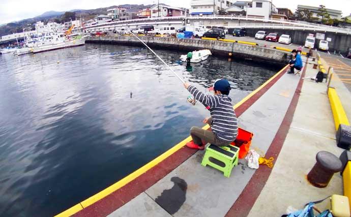 【2021】子どもと行く堤防釣り入門 トリックサビキ釣りの道具&釣り方