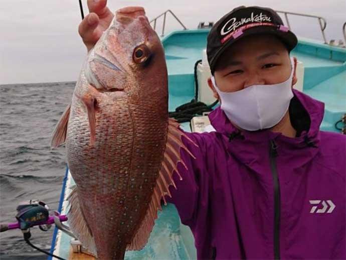 週末ナニ釣れた?沖釣り速報:東伊豆で「キロ級」カイワリ登場【関東】