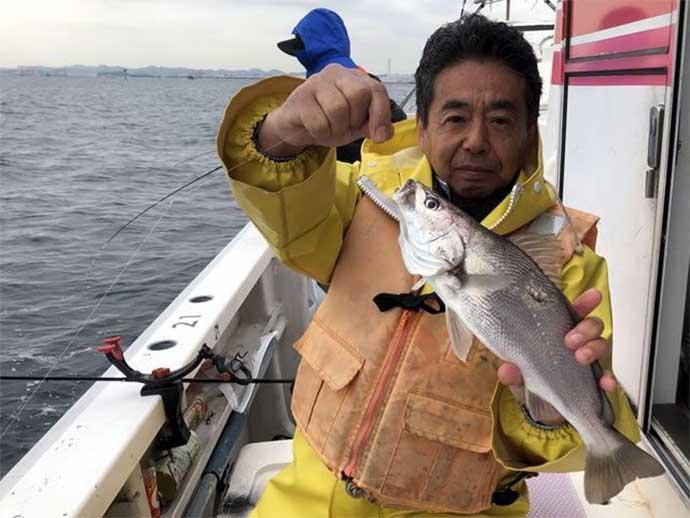 週末ナニ釣れた?沖釣り速報:『春イサキ』開幕で良型顔出し【関東】