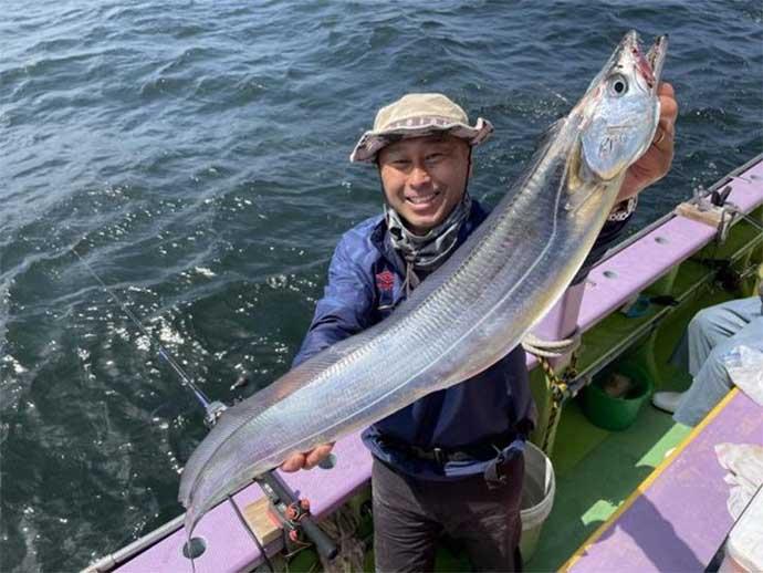 週末ナニ釣れた?沖釣り速報:東京湾の春シーバス好調継続中【関東】